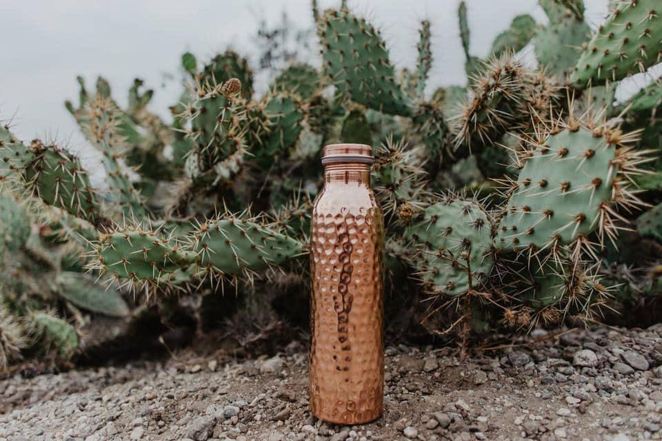 Kupferflasche